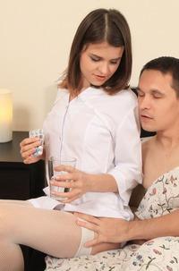 Sexy Madelyn Charms Her Inllness Boyfriend