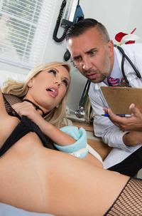 Brett Rossi Is Fucking In A Hospital