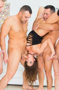 Amirah Adara Gangbang Porn