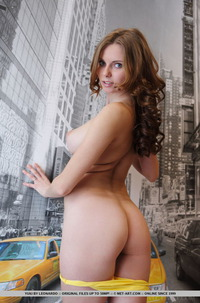Sexy Teen With Perky Boobs