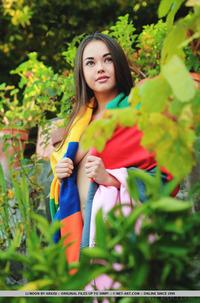Sexy Asian Model Reguis