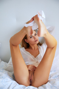 Beautiful Blonde Nordica