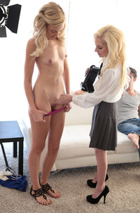 Alexa Grace In Xxx Casting