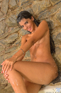 Angela Diaz - Wet Latin Pussy