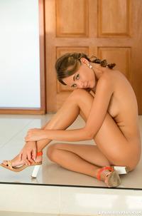 Russian Teen Star Katya Clover