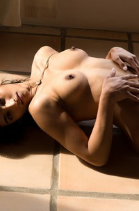 Nude Latin Playmate Angel Constance