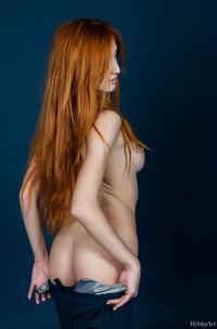 Goddess Redhead Secretary Michelle