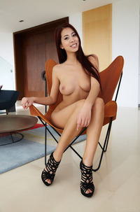 Exotic Sweetheart Paula Shy