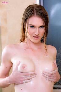 Ashley Lane Is Getting Wet