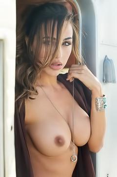Busty Playmate Ana Cheri