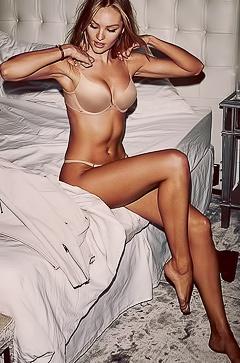 Naked Candice Swanepoel