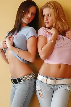 Two hot girls