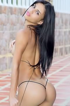 Denisse Gomez - gstring