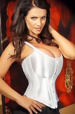 Denise Milani - sensual eyes