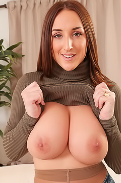 Stacey Poole is revealing boobs