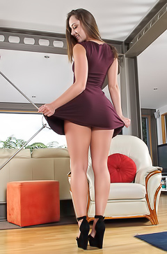 Remy LaCroix young upskirt