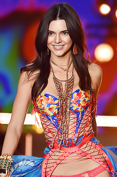 Kendall Jenner - hot young super model
