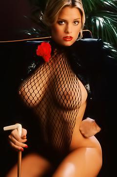 Playboy boobed model Gig Gangel