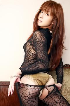 Rika Kawamura is posing so hot