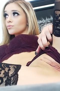 Webcam Kali Rose in stockings
