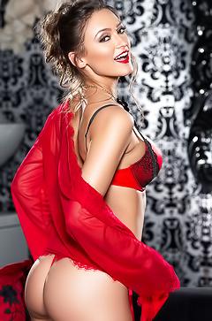 nude cyber babe Deanna Greene
