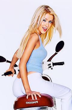 Nude Christina Aguilera