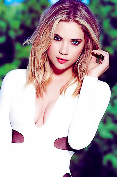 Porn with celeb Ashley Benson