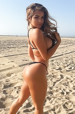 Goddess model Anastasiya Kvitko