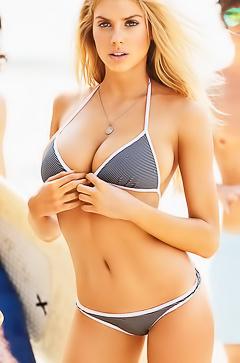 Charlotte McKinney - hot bikini blonde