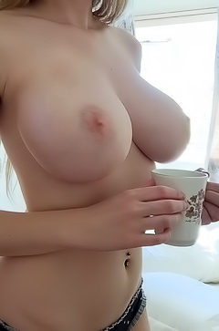 ExGirlfriends show their big tits