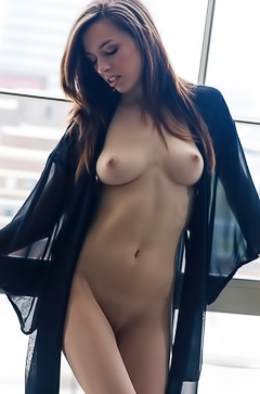 Delicious naked girl Caitlin McSwain