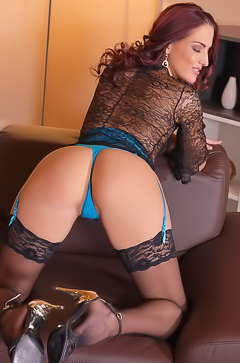 Delicious mature ass