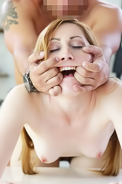 Crazy porn with Nina Skye