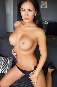 Kendra with fake tits