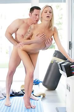 Emma Hix Makes Erotic Love