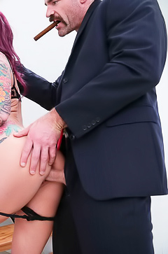 Anal with sexy wife