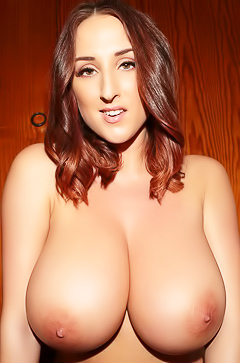 Stacey Poole and her huge natural boobs