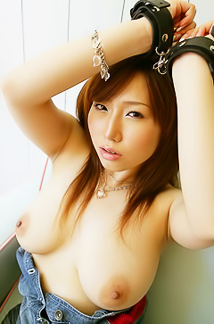 Kinky Japanese model