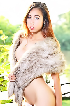 Lydia Ying - hot asian slut