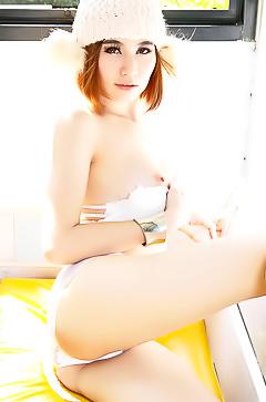 Hot shy beauty Ellie