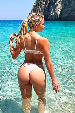 Lauren Drain Kagan and her internet pics