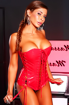Madison Ivy reveals her silicone tits