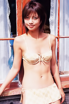 Misako Yasuda - young asian beauty