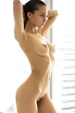 Super hot model Maria Demina
