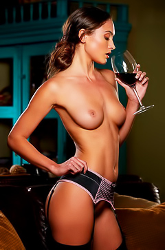Hot Night With Deanna Greene