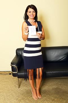Vicky Love Casting Model #11