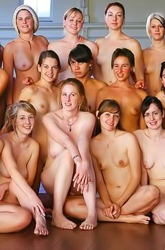 Girls Doing Naked Yoga