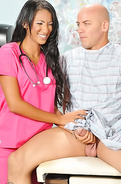 Anal Nurses With Sadie Santana