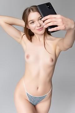Naked Selfie From STEFANI